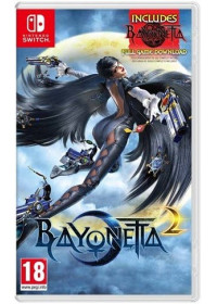 SWITCH Bayonetta 2 + DCC (Bayonetta 1)
