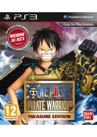 One Piece Pirate Warriors Treasure Edition