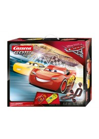 Autodráha Carrera GO 62419 Cars 3 - Fast Friends