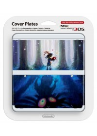 New 3DS Cover Plate 23 (Zelda - Majora's Mask)