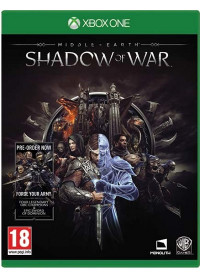 Xbox One Middle Earth: Shadow of War Bazár