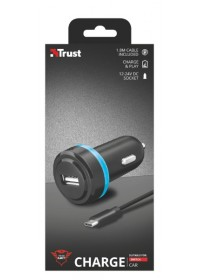 TRUST GXT 1212 Car charger for Nintendo Switch