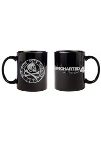 UNCHARTED - PIRATE COIN MUG (GE3112)