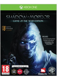Xbox One Middle-Earth: Shadow of Mordor (Game of the Year) Bazár