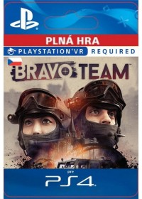 CZ PS4 - Bravo Team 7.3.