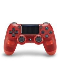 Sony DualShock 4 Wireless Controller - Translucent Red v2