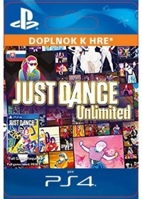 SK PS4 - Just Dance Unlimited - 12 months pass