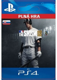 SK PS4 - MLB® The Show™ 18 [EU]