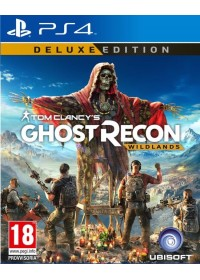 PS4 Tom Clancy's Ghost Recon Wildlands Deluxe Ed.