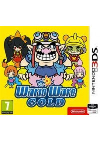 3DS WarioWare Gold