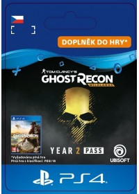 CZ PS4 - Tom Clancy's Ghost Recon® Wildlands Year 2 Pass
