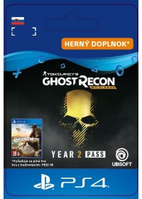SK PS4 - Tom Clancy's Ghost Recon® Wildlands Year 2 Pass
