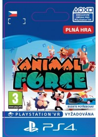 CZ PS4 - Animal Force