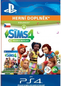 CZ PS4 - The Sims™ 4 Toddler Stuff