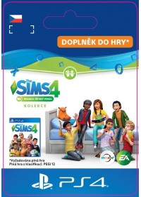 CZ PS4 - The Sims™ 4 Kids Room Stuff