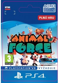 SK PS4 - Animal Force