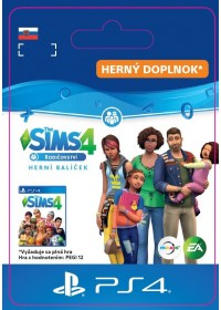 SK PS4 - The Sims™ 4 Parenthood