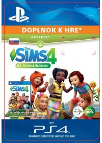 SK PS4 - The Sims™ 4 Toddler Stuff