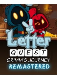 Letter Quest Grimms Journey Remastered