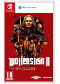 SWITCH Wolfenstein II: The New Colossus