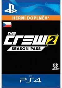CZ PS4 - THE CREW® 2 - Season Pass