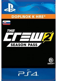 SK PS4 - THE CREW® 2 - Season Pass