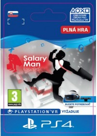 SK PS4 - Salary Man Escape