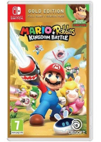 Mario + Rabbids Kingdom Battle: Gold Ed.