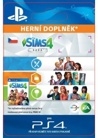 CZ PS4 - The Sims™ 4 Cats & Dogs