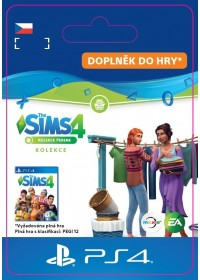 CZ PS4 - The Sims™ 4 Laundry Day Stuff