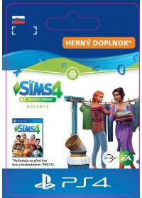 SK PS4 - The Sims™ 4 Laundry Day Stuff