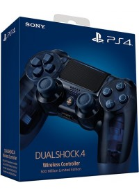 Sony DualShock 4 Wireless Controller V2 - Midnight Blue