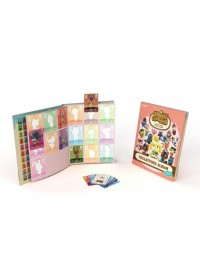 3DS Animal Cr.Collector's album+1set of card Vol.4