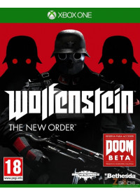 Xbox One Wolfenstein: The New Order Bazár