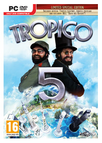 Tropico 5 - LIMITED SPECIAL EDITION